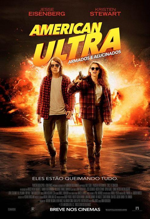 American Ultra : Kinoposter