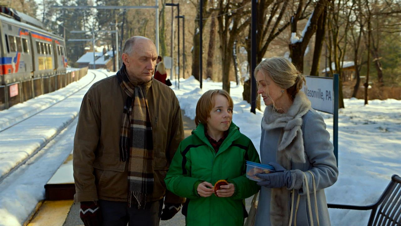 The Visit : Bild Deanna Dunagan, Ed Oxenbould, Peter McRobbie