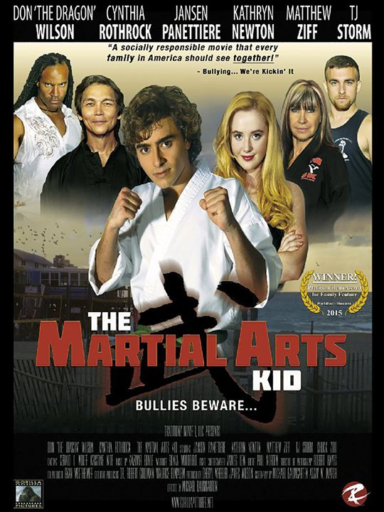 The Martial Arts Kid : Kinoposter