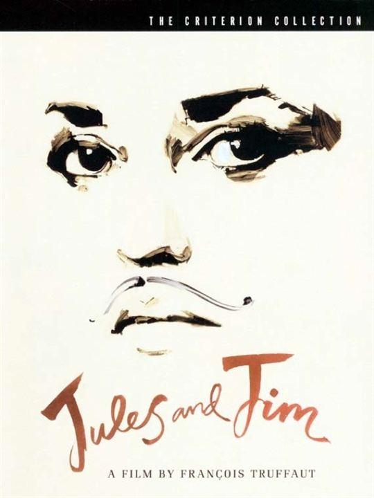 Jules und Jim : Kinoposter