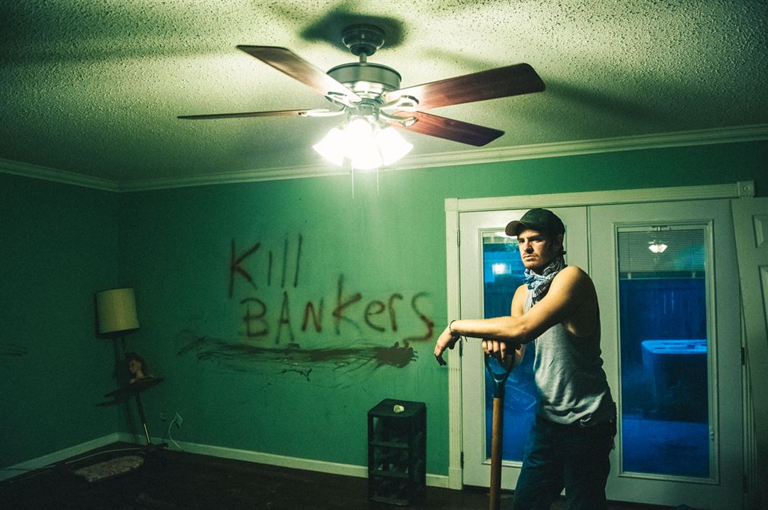 99 Homes : Bild Andrew Garfield