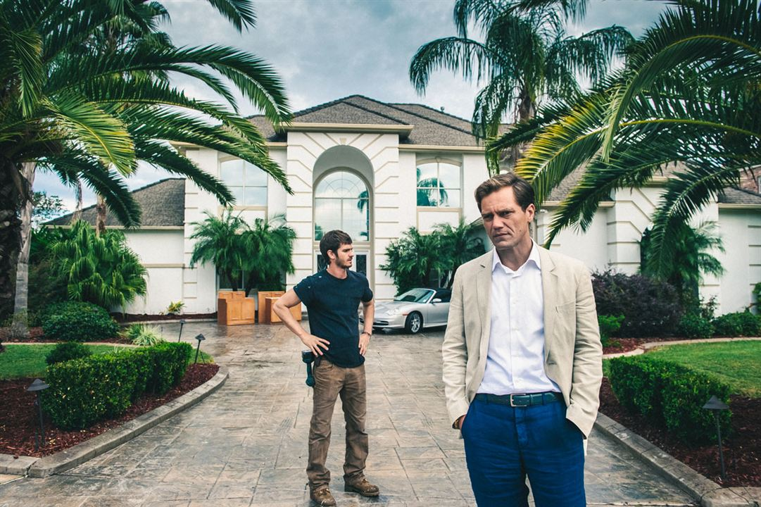 99 Homes : Bild Andrew Garfield, Michael Shannon