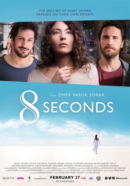 8 Sekunden - Ein Augenblick Unendlichkeit : Kinoposter
