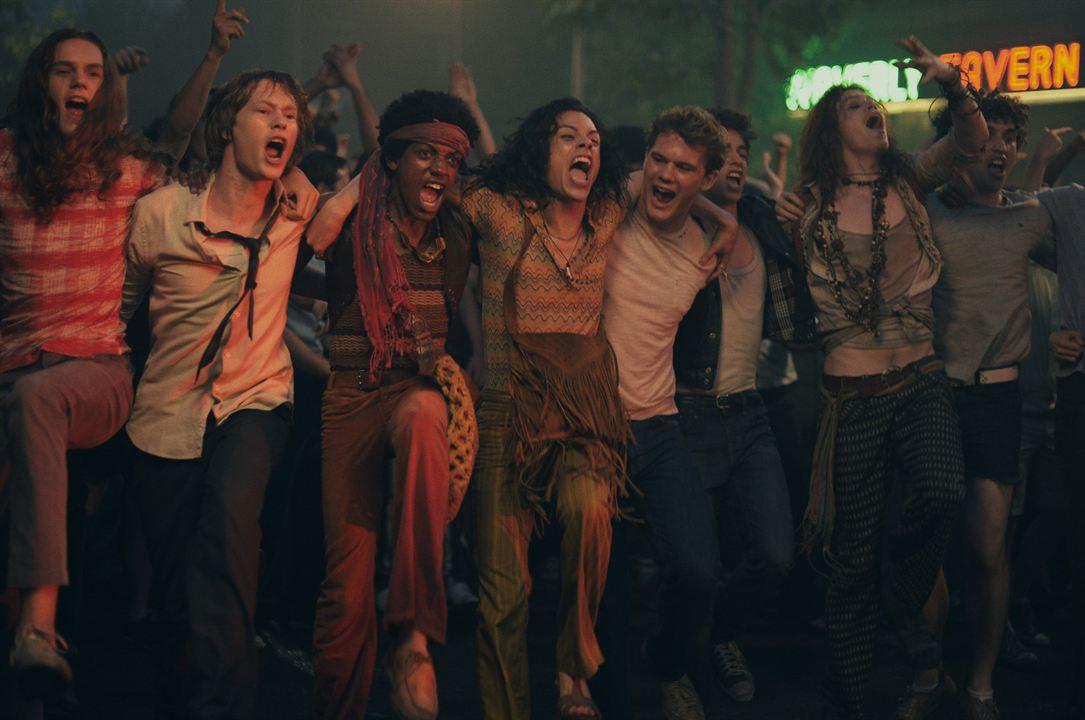 Stonewall : Bild Alexandre Nachi, Atticus Dean Mitchell, Caleb Landry Jones, Jeremy Irvine, Jonny Beauchamp
