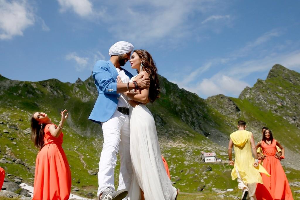 Singh Is Bling : Bild Akshay Kumar, Amy Jackson