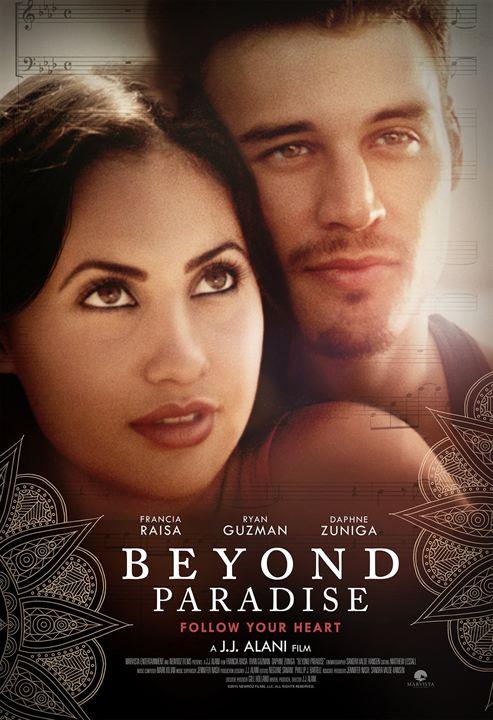 Beyond Paradise : Kinoposter