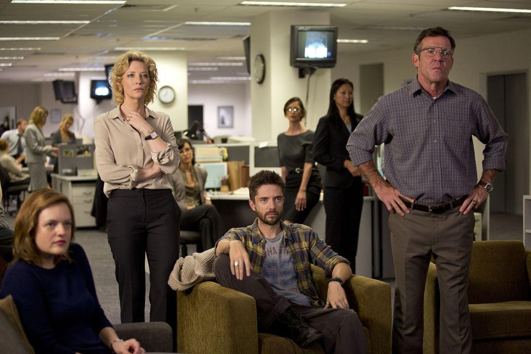 Der Moment der Wahrheit : Bild Cate Blanchett, Dennis Quaid, Topher Grace