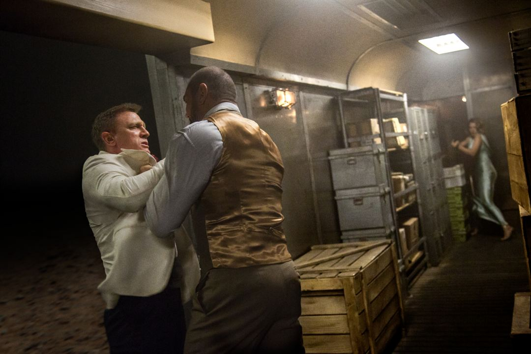 James Bond 007 - Spectre : Bild Daniel Craig
