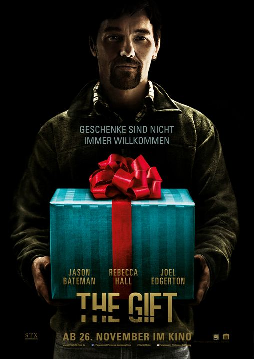 The Gift : Kinoposter