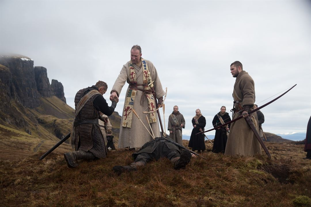 Macbeth : Bild David Thewlis, Jack Reynor, Michael Fassbender