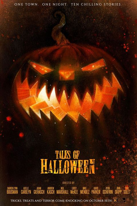 Tales Of Halloween : Kinoposter