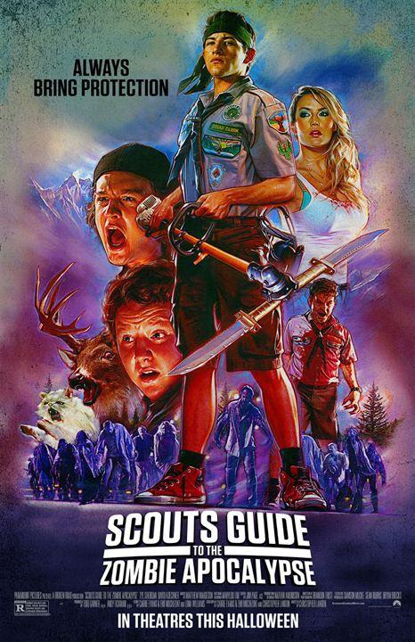 Scouts Vs Zombies Netflix