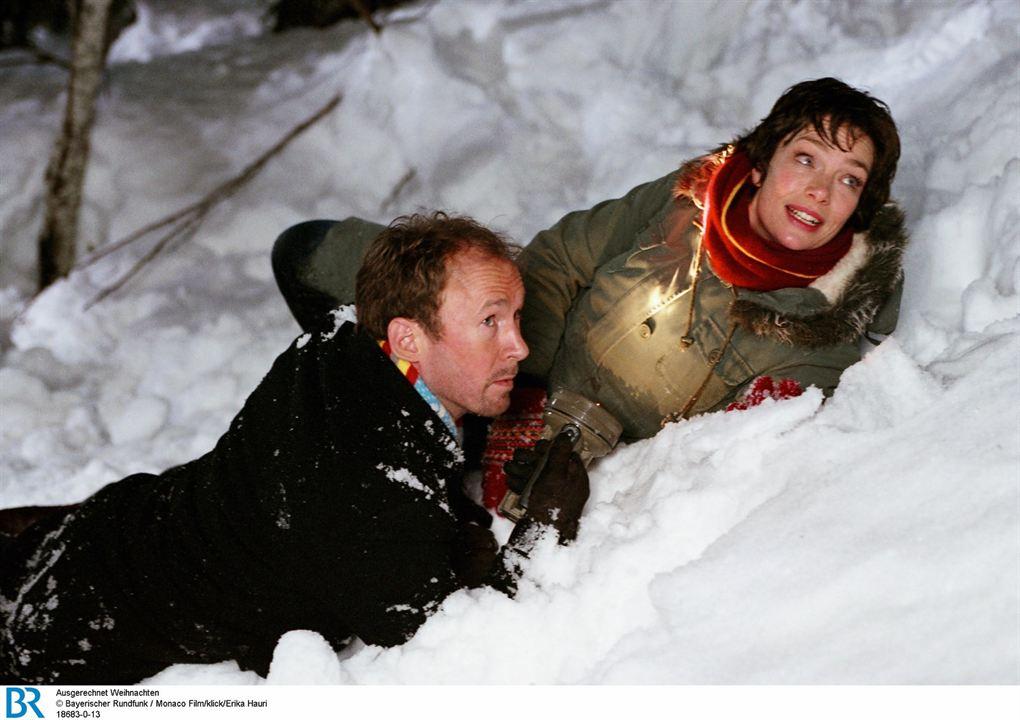 Ausgerechnet Weihnachten : Bild Aglaia Szyszkowitz, Ulrich Noethen