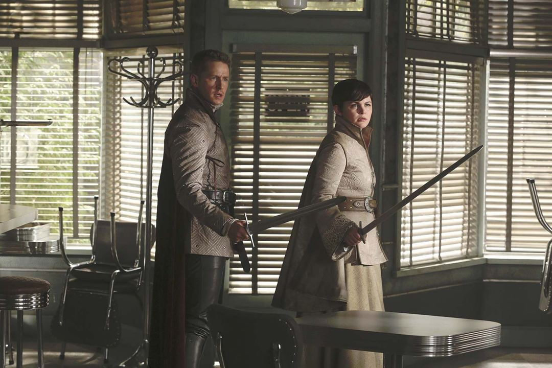 Bild Ginnifer Goodwin, Josh Dallas