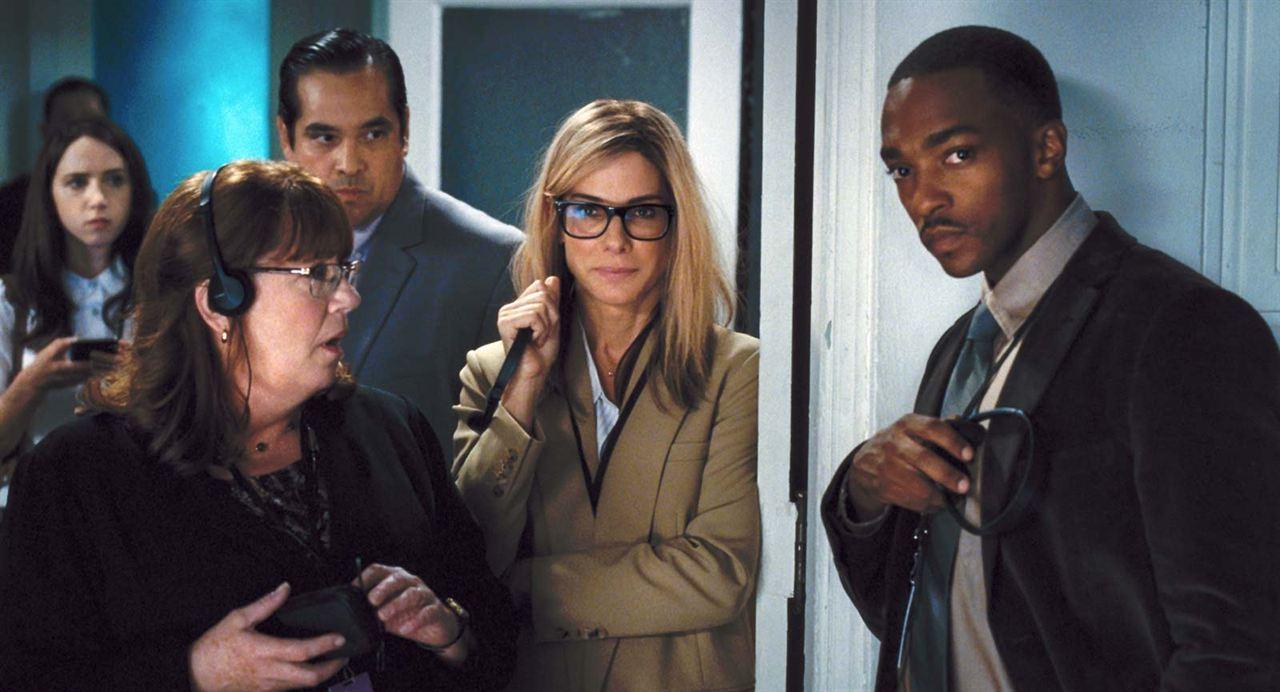 Bild Ann Dowd, Anthony Mackie, Sandra Bullock