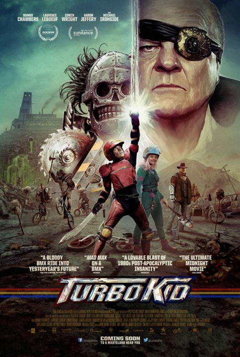 Turbo Kid : Kinoposter
