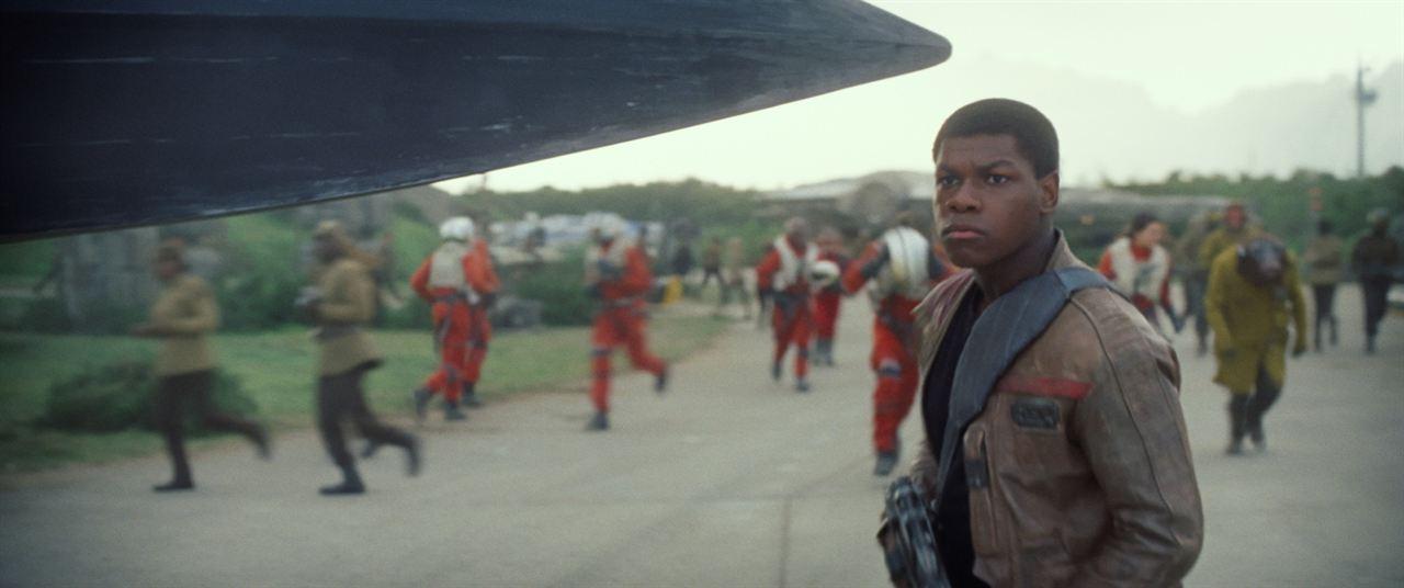 Star Wars 7: Das Erwachen der Macht : Bild John Boyega