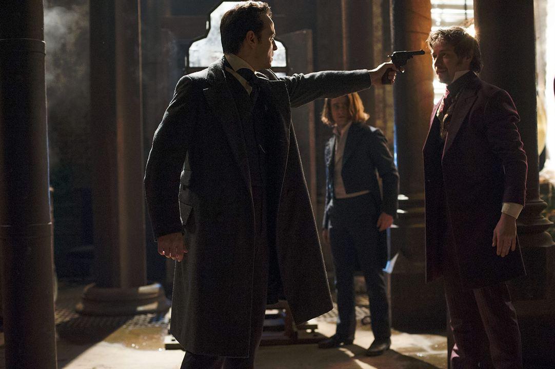Victor Frankenstein - Genie und Wahnsinn : Bild Andrew Scott, Daniel Radcliffe, James McAvoy