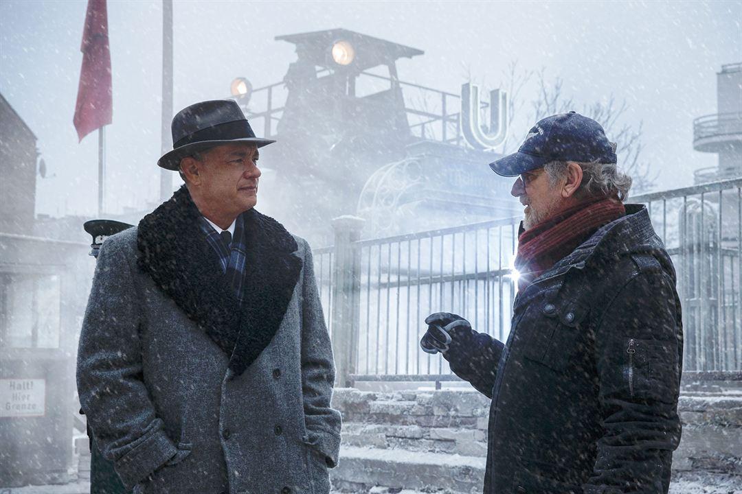 Bridge Of Spies - Der Unterhändler : Bild Steven Spielberg, Tom Hanks