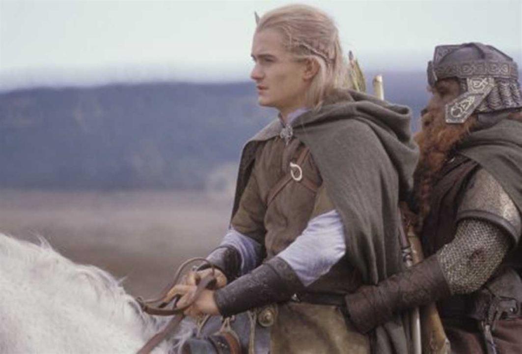 Der Herr der Ringe - Die Rückkehr des Königs : Bild Orlando Bloom