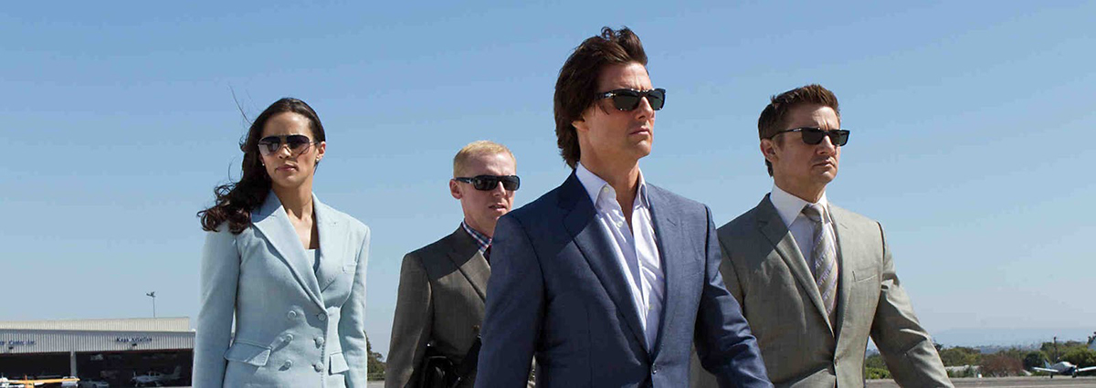 Mission: Impossible - Phantom Protokoll : Bild Jeremy Renner, Paula Patton, Simon Pegg