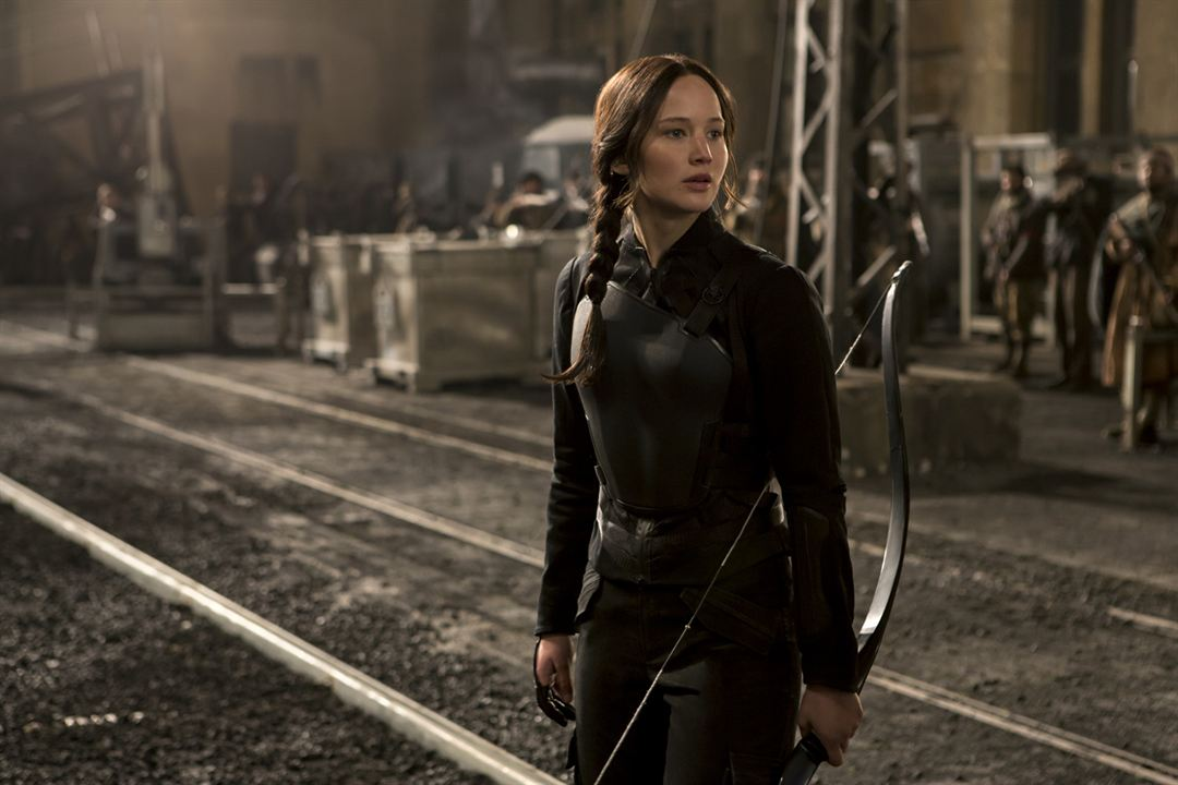 Bild zu Jennifer Lawrence - Die Tribute von Panem 4
