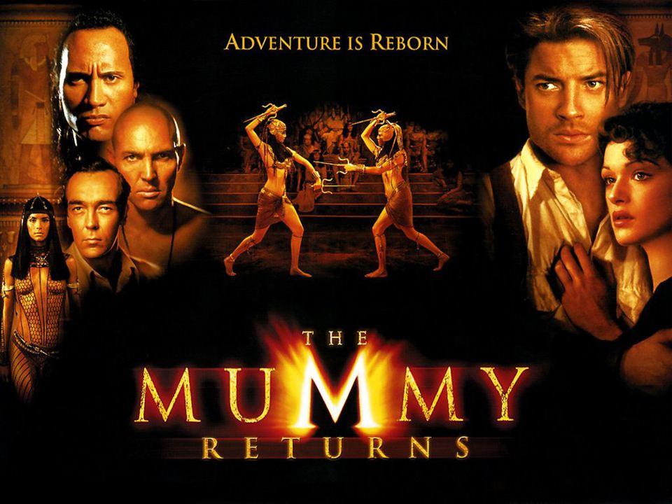 Die Mumie kehrt zurück : Bild Brendan Fraser, Freddie Boath, John Hannah, Rachel Weisz