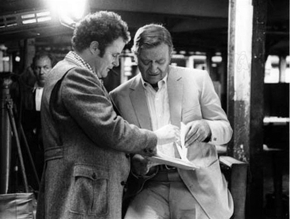 Brannigan - Ein Mann aus Stahl : Bild John Wayne