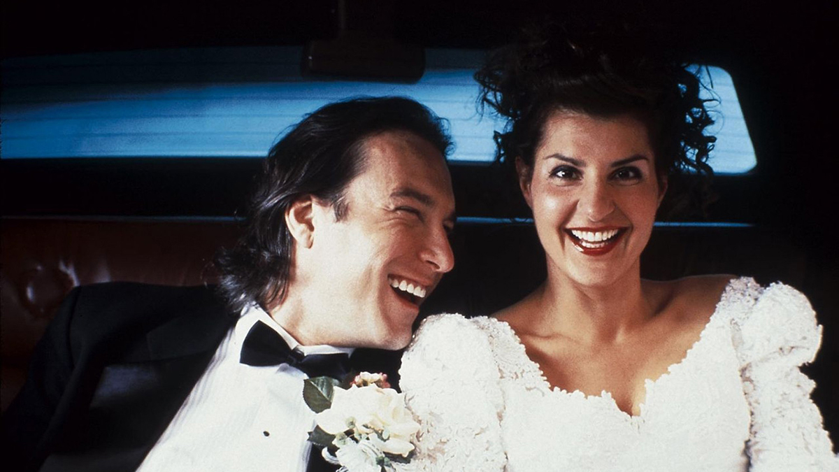 My Big Fat Greek Wedding : Bild John Corbett, Nia Vardalos