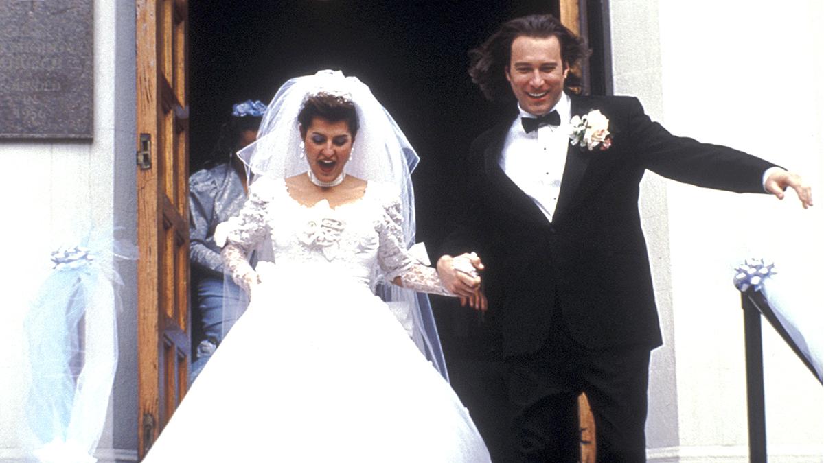 My Big Fat Greek Wedding : Bild John Corbett, Nia Vardalos