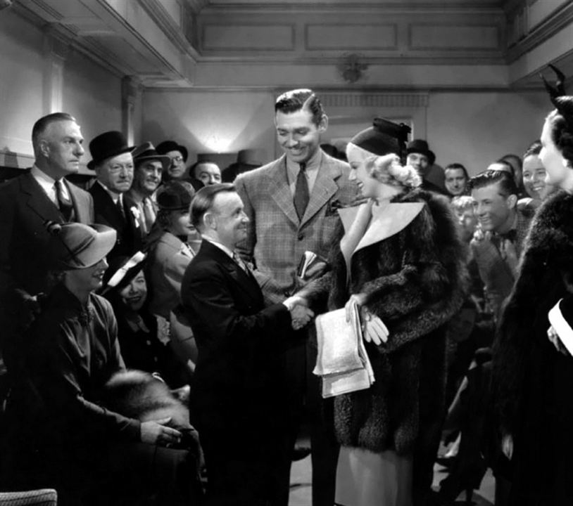 Saratoga: Clark Gable, Jean Harlow