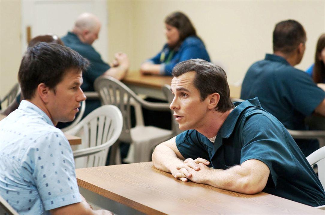 The Fighter : Bild Christian Bale, Mark Wahlberg