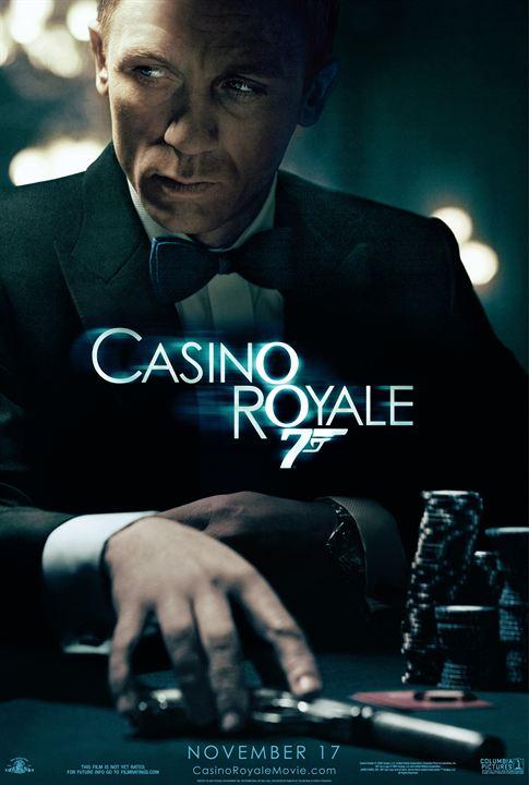 James Bond 007 - Casino Royale : Kinoposter