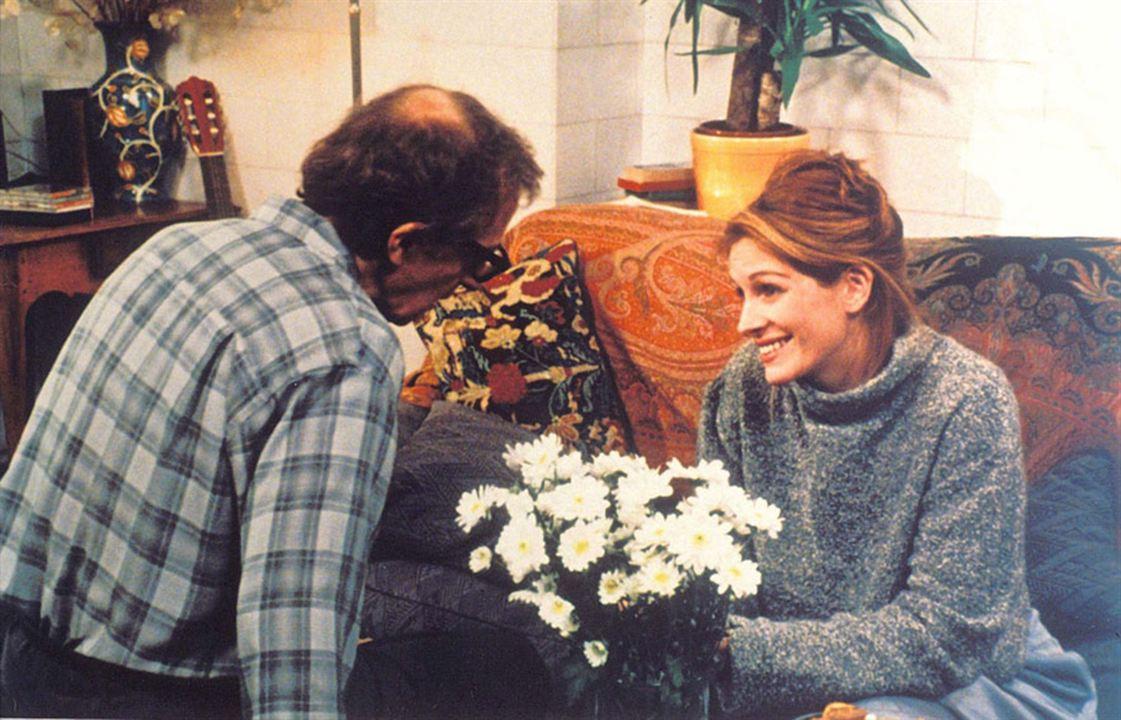 Alle sagen: I Love You : Bild Julia Roberts, Woody Allen