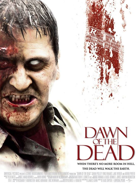 Dawn of the Dead : Kinoposter