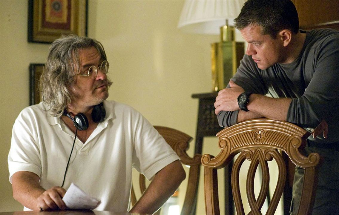 Green Zone : Bild Matt Damon, Paul Greengrass