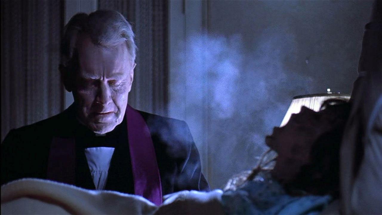 Der Exorzist : Bild Lee J. Cobb