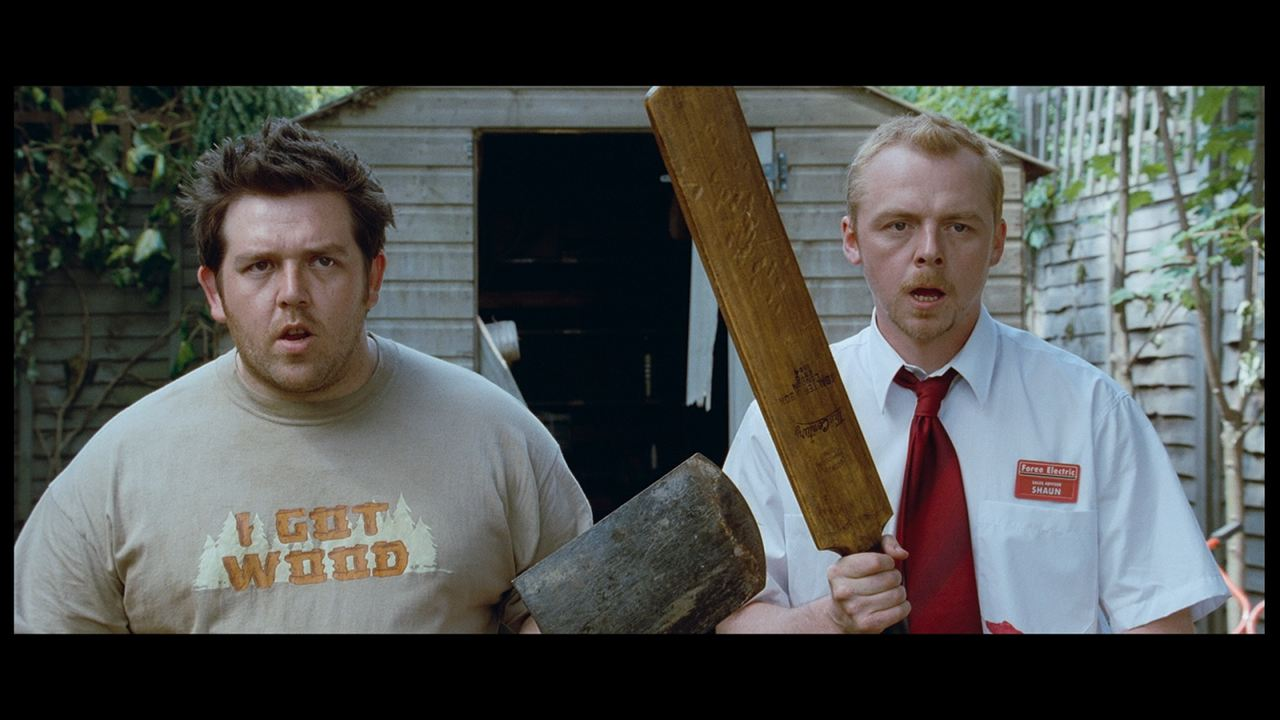 Shaun of the Dead : Bild Edgar Wright
