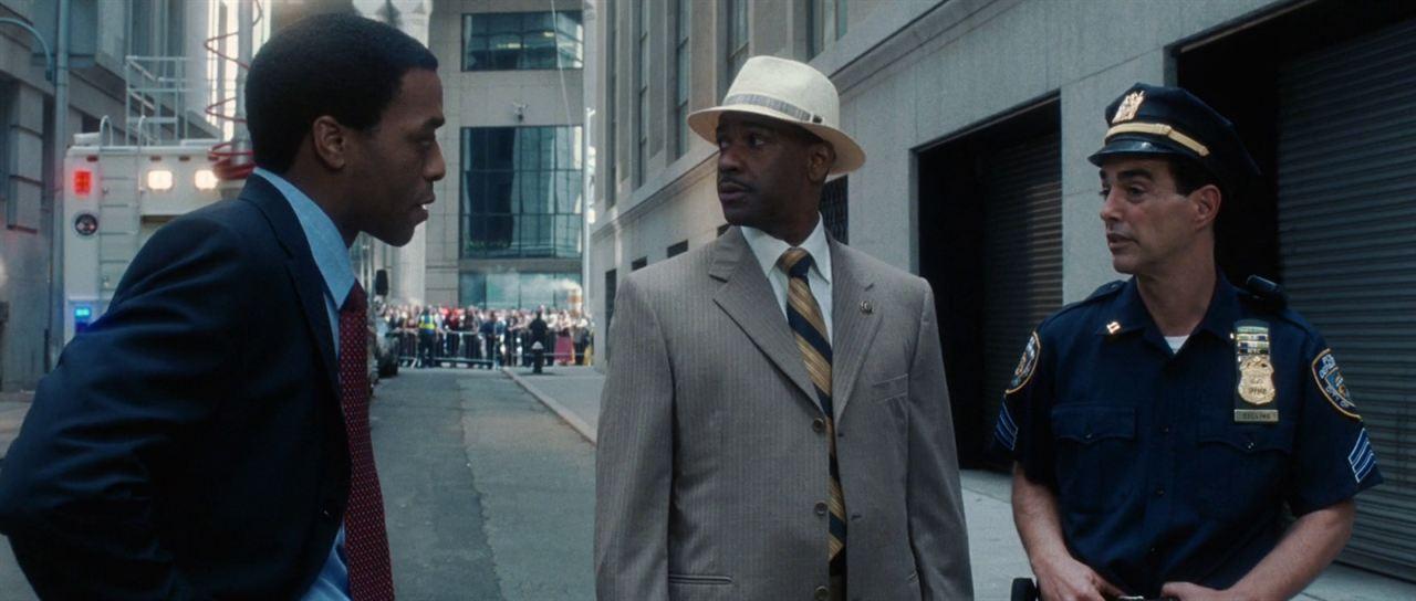 Inside Man : Bild Denzel Washington, Spike Lee