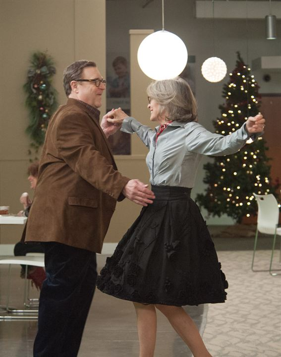 Alle Jahre wieder - Weihnachten mit den Coopers : Bild Diane Keaton, John Goodman
