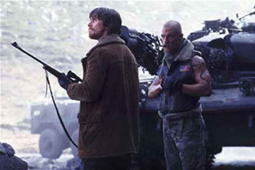 Die Herrschaft des Feuers : Bild Christian Bale, Matthew McConaughey, Rob Bowman