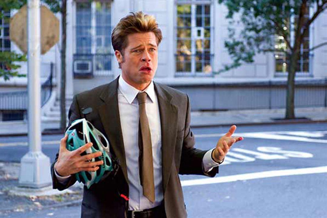 Burn after Reading - Wer verbrennt sich hier die Finger?: Brad Pitt