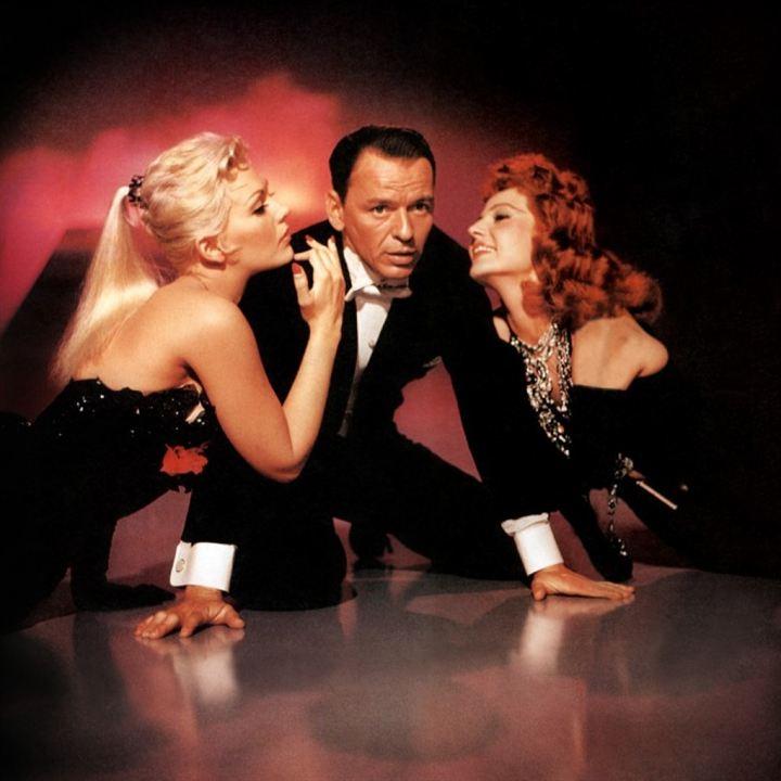 Pal Joey : Bild Frank Sinatra, Kim Novak, Rita Hayworth