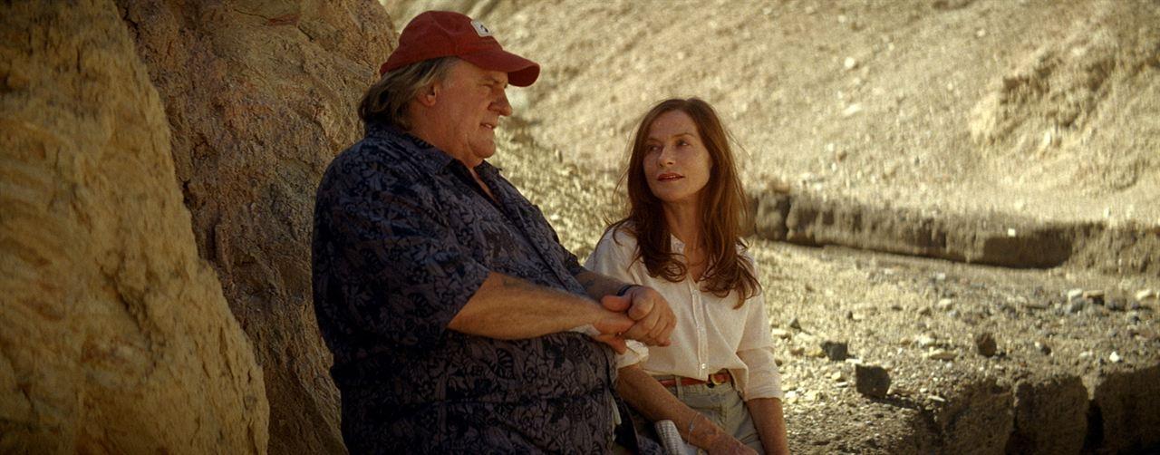 Valley Of Love - Tal der Liebe : Bild Gérard Depardieu, Isabelle Huppert