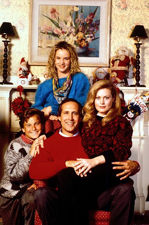 Schöne Bescherung : Bild Beverly D'Angelo, Chevy Chase, Johnny Galecki, Juliette Lewis
