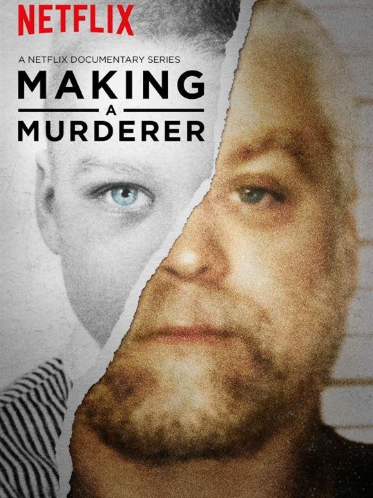 Making A Murderer : Kinoposter