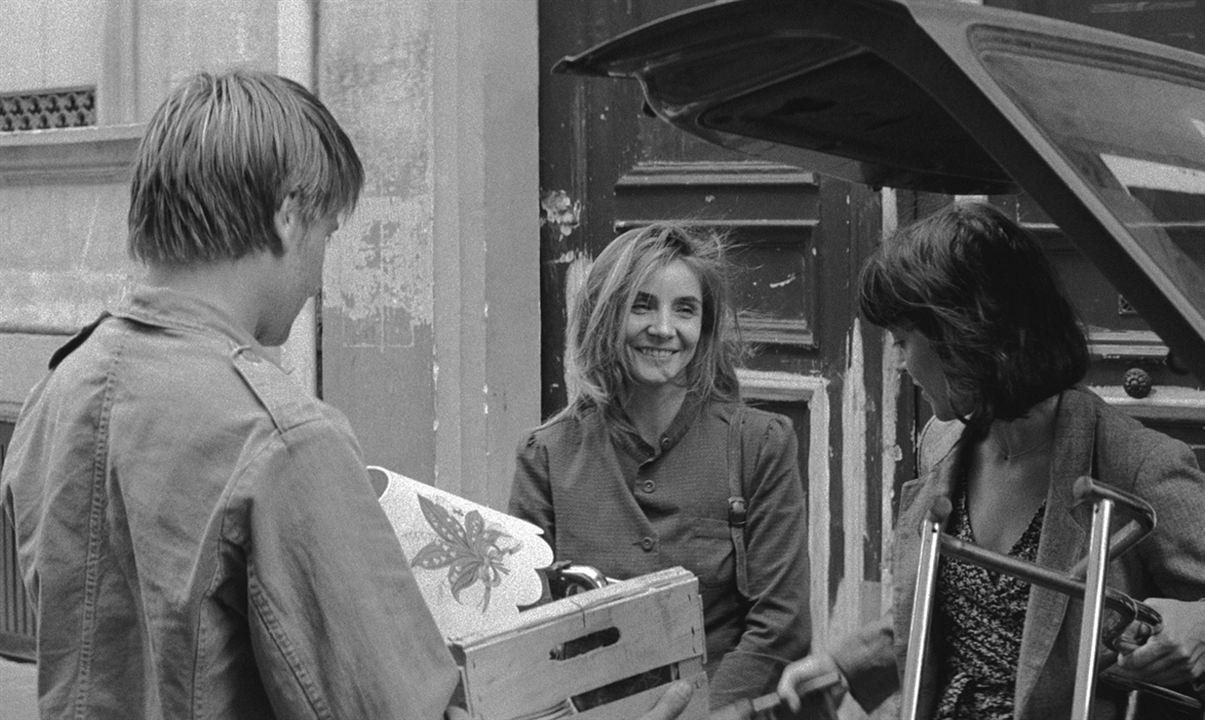 Im Schatten der Frauen : Bild Clotilde Courau, Stanislas Merhar, Vimala Pons