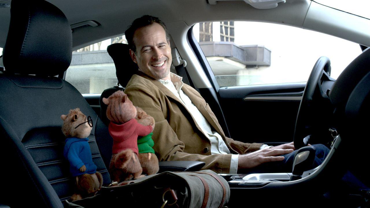 Alvin und die Chipmunks: Road Chip : Bild Jason Lee