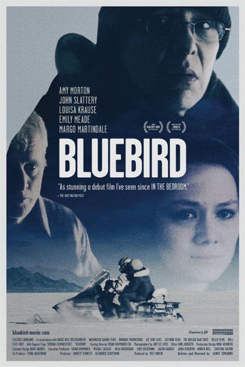 Bluebird : Kinoposter