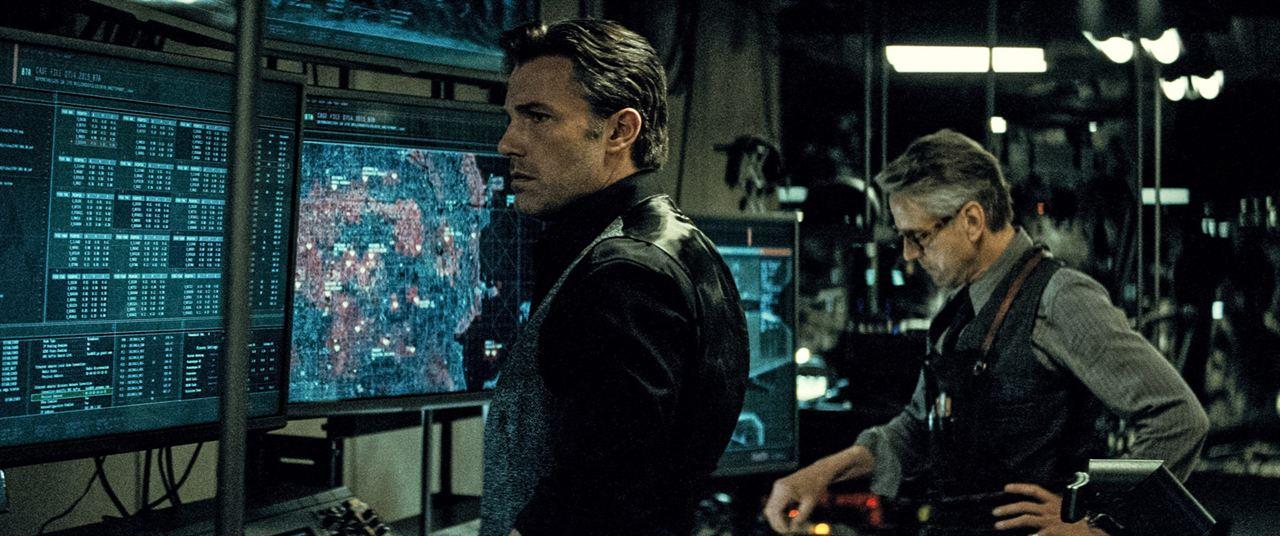 Batman V Superman: Dawn Of Justice : Bild Ben Affleck, Jeremy Irons